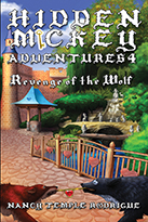 HIDDEN MICKEY ADVENTURRevenge of the Wolf - Paperback Edition